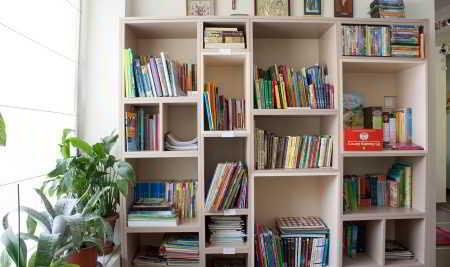 Organizarea spaţiului de studiu