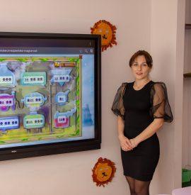 Oproiu-Andreea—invatator-clasa-I