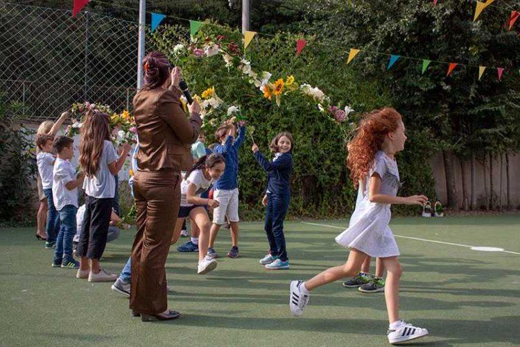 Deschiderea anului scolar la Belsorriso