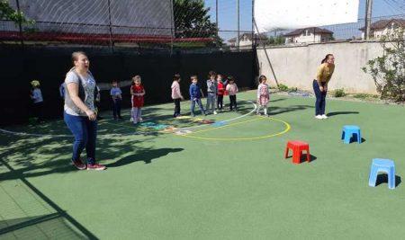 Activități sportive și jocuri recreative