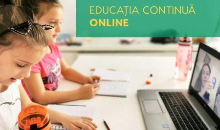 Educația continuă online