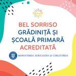 Bel Sorriso Gradiniță și Școală Acreditată