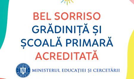 Bel Sorriso a devenit și școală primară acreditată